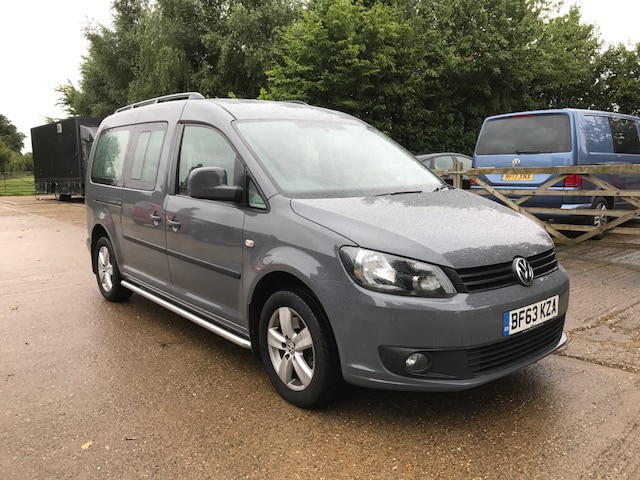 Volkswagen Caddy Maxi – £12,995