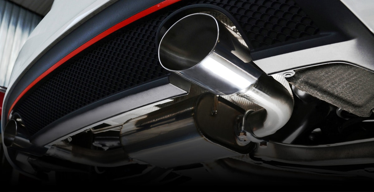 Exhaust specialists in Brackley