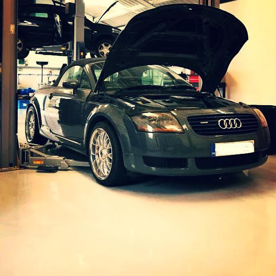 Remap Audi TT