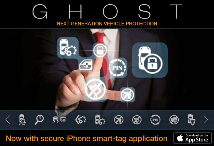 AW Ghost iPhone release - German car tuning specialists in Brackley